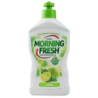 MORNING FRESH 400mL DISHWASHING LIQUID LIME