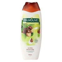 PALMOLIVE 500mL NATURALS SHOWER MILK ULTRA MOISTURE MILK & SHEA BUTTER