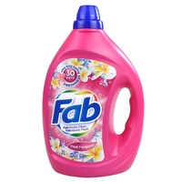 FAB 2L LAUNDRY LIQUID FRONT & TOP LOADER FRESH FRANGIPANI