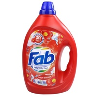 FAB 2L LAUNDRY LIQUID FRESH BLOSSOMS FRONT & TOP LOADER